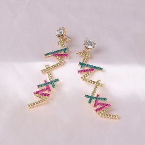Candice dangle earrings